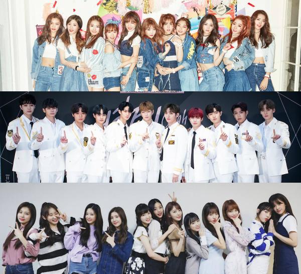 Đặt 3 nhóm nhạc Produce lên bàn cân: Nếu I.O.I giống như mở đường, Wanna One là sự bùng nổ, thì IZ*ONE lại 'im hơi lặng tiếng' 9
