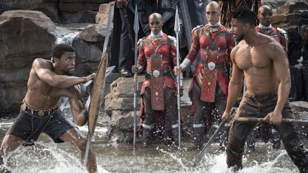 Black Panther được xướng tên ở hạng mục Kỹ xảo.
