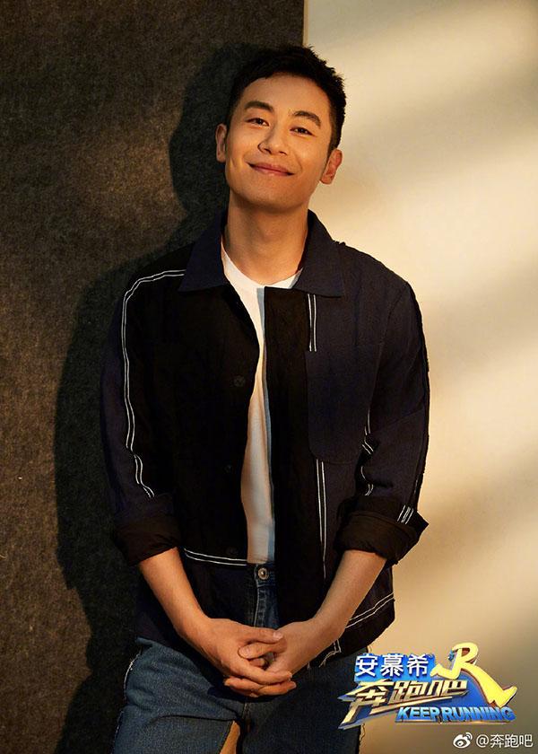 Chu Á Văn là một gương mặt quen thuộc đối với các fan của Keep Running.