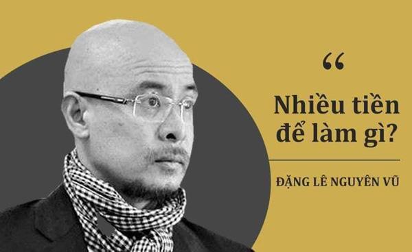 'Tiền nhiều để làm gì?' - phát ngôn gây bãocủa ông Đặng Lê Nguyên Vũ trong phiên tòa xét xử ly hôn