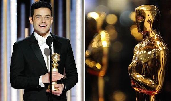Rami Malek chiến thắng tại Quả cầu vàng, mang về hàng loạt giải thưởng sau đó.