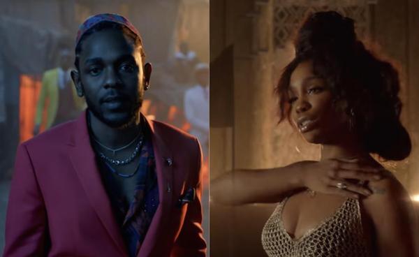 Kendrick Lamar và SZA cuối cùng không biểudiễn do bận rộn lịch trình riêng.