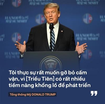 Tổng thống Trump: 'Mối quan hệ Mỹ - Triều Tiên rất mạnh mẽ, nhưng đôi lúc bạn phải học cách bỏ qua' 3