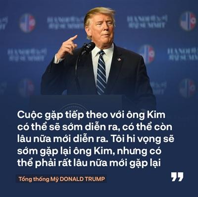 Tổng thống Trump: 'Mối quan hệ Mỹ - Triều Tiên rất mạnh mẽ, nhưng đôi lúc bạn phải học cách bỏ qua' 5
