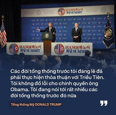 Tổng thống Trump: 'Mối quan hệ Mỹ - Triều Tiên rất mạnh mẽ, nhưng đôi lúc bạn phải học cách bỏ qua' 6
