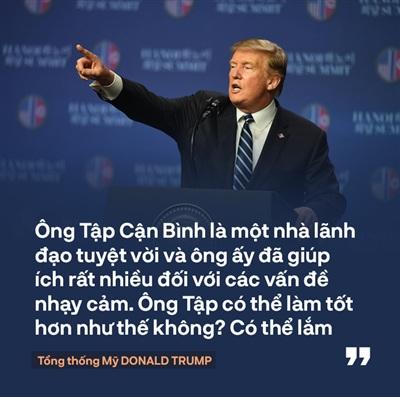 Tổng thống Trump: 'Mối quan hệ Mỹ - Triều Tiên rất mạnh mẽ, nhưng đôi lúc bạn phải học cách bỏ qua' 8