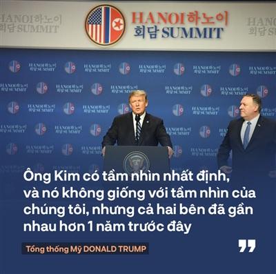 Tổng thống Trump: 'Mối quan hệ Mỹ - Triều Tiên rất mạnh mẽ, nhưng đôi lúc bạn phải học cách bỏ qua' 4