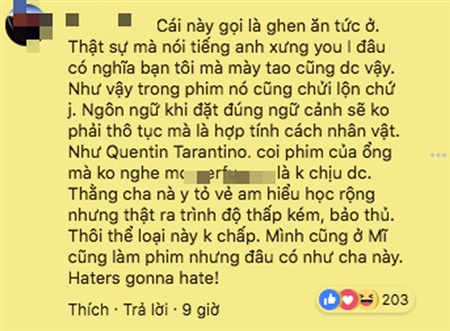 Đồng nghiệp cũ chê Hai Phượng, khán giả đặt câu hỏi 'có phải chiêu bài của Ngô Thanh Vân?' 8