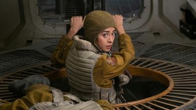 Ngô Thanh Vân trong phim kinh điển Star Wars.