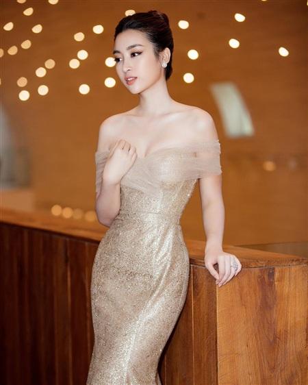 Đỗ Mỹ Linh nói gì khi bị chê là 'Hoa hậu nhạt nhất trong các Hoa hậu' 1