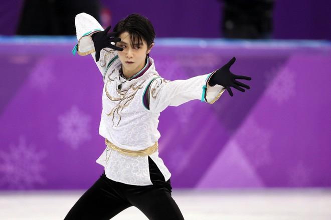 5. Chàng trai vàng của sân băng Nhật BảnYuzuru Hanyu