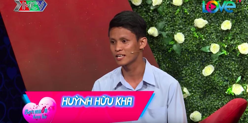 Anh chàng Hữu Kha.