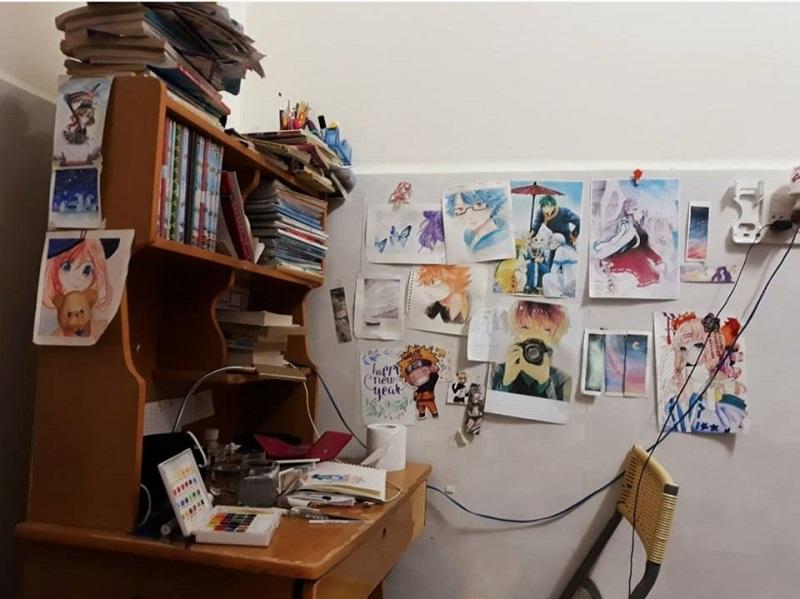 Fan cuồng manga (Ảnh: Tần Cửu)