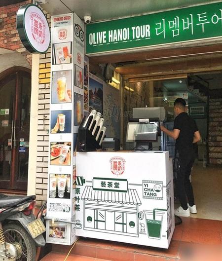 Trà sữa nướng 'hot hit' Trung Quốccó cửa hàng nhượng quyền đầu tiên tại Việt Nam là hàng fake? 1
