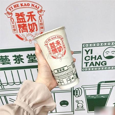 Trà sữa nướng 'hot hit' Trung Quốccó cửa hàng nhượng quyền đầu tiên tại Việt Nam là hàng fake? 2