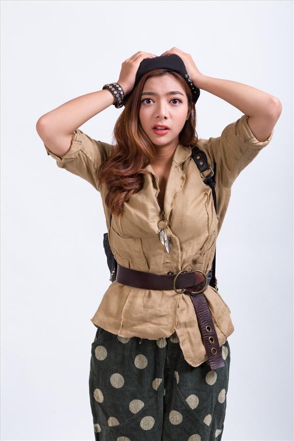 Vai diễn Vy được coilà một nhân vật được 'đo ni đóng giày' cho Katleen Phan Võ, khi cô có sự tổng hòa từ yếu tố ngoại hình vừa sexy vừa đáng yêu, sự tự tin trước ống kính và cả tính đa-zi-năng trong tất cả các lĩnh vực.