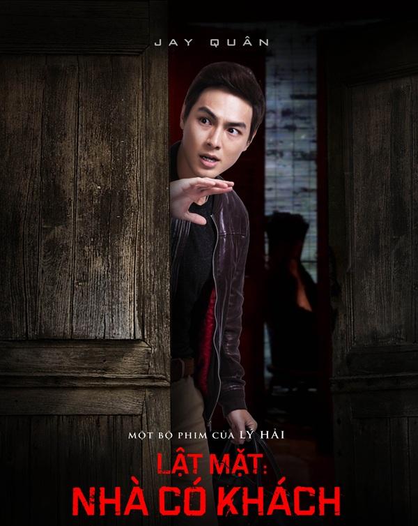Chàng ca sĩ, người mẫu, diễn viên điển trai Jay Quân sẽ thủ vai 'soái ca' Huân - người bạn trai tuyệt vời của Vy.