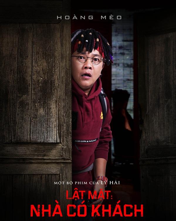 2 diễn viên trẻ đảm nhận vai chính trong 'Lật mặt: Nhà có khách' - siêu phẩm kinh dị hài của đạo diễn Lý Hải là ai? 8