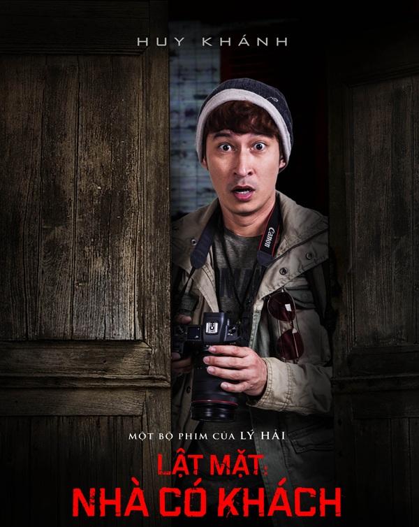 2 diễn viên trẻ đảm nhận vai chính trong 'Lật mặt: Nhà có khách' - siêu phẩm kinh dị hài của đạo diễn Lý Hải là ai? 9