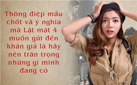 Nữ chính 'mới toanh' trong phim Lý Hải: Muốn làm 'đả nữ' của màn ảnh Việt 1