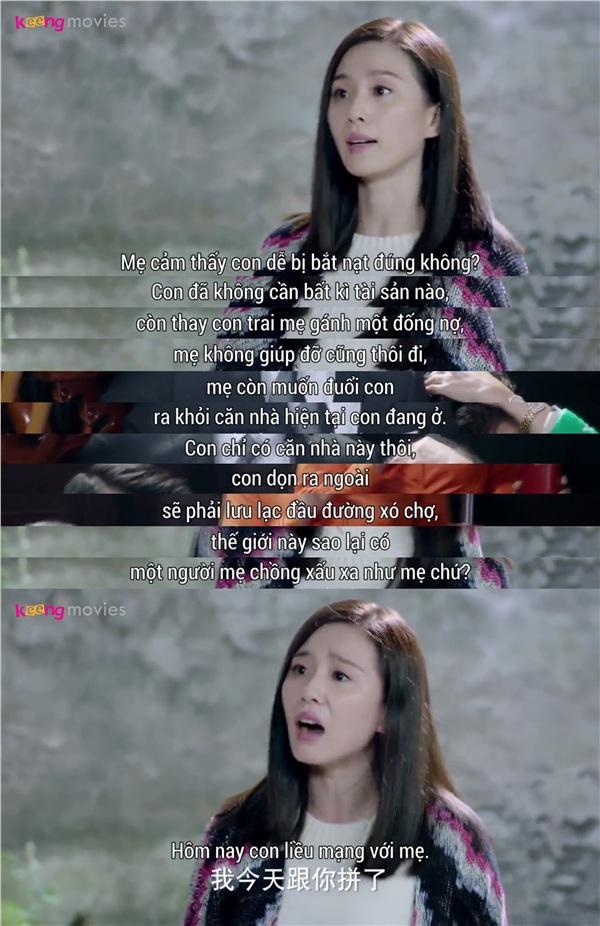 Ai nói Lưu Thi Thi hiền, cô đánh cả nhà chồng 'không trượt phát nào' trong 'Nếu có thể yêu như thế' đây này! 3