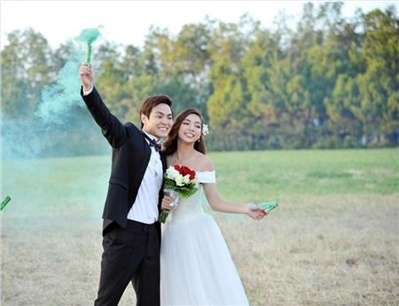Jay Quân và Katleen Phan Võ hóa thân thành cặp đôi yêu nhau hai năm