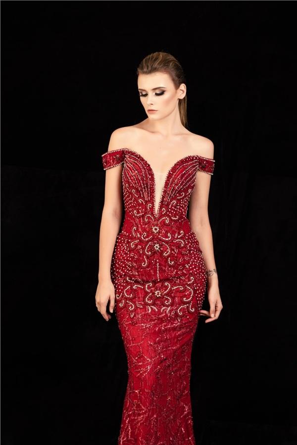 Những mẫu váy dạ hội đính kết giúp bạn gái khoe triệt để vẻ đẹp cơ thể 8