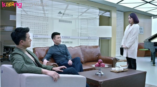 Mễ Lan trở thành trợ lý của Cảnh Mặc Trì