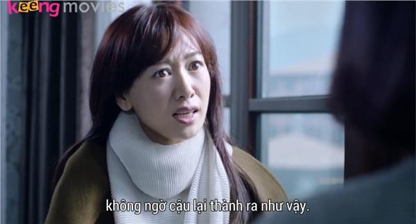 Anh Chi vô cùng tức giận vì biết Mễ Lan đẩy La Hạo vào tù