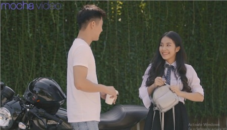 Ảo tưởng tuổi 17 (tập 6): Linh Ngọc Đàm vừa đi vừa khóc dưới mưa khi thấy crush và cô bạn thân 'Quỳnh búp bê nhí' tình tứ 2