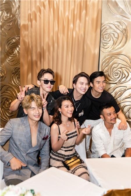 Phong cách 'cool boy' nhưng Kay Trần vẫn hồi hộp, đổ mồ hôi khi đứng trước đạo diễn Nguyễn Quang Dũng 3
