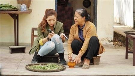 Nghệ sĩ Tú Trinh tiết lộ bí mật khiến cả đoàn phim 'Lật Mặt: Nhà có khách' phải 'nể sợ' 6