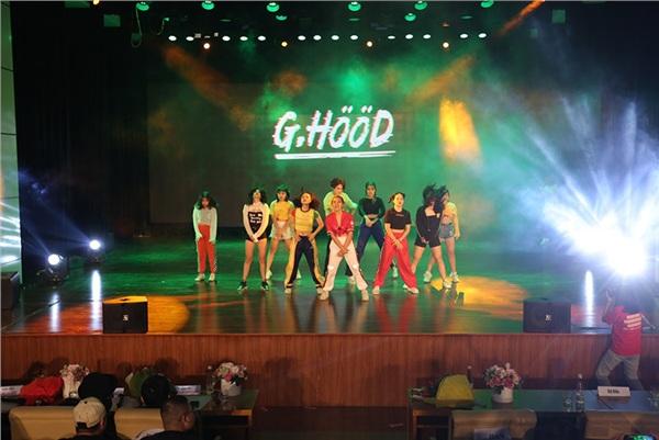 Cùng các tiết mục khách mời ấn tượng khác đến từ Guest Team: G.Hood Crew và các vị BGK tài năng