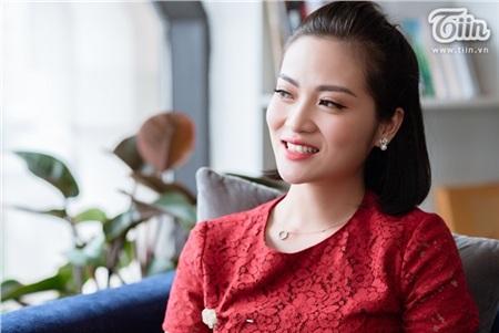 Ngọc Anh cho biết côrất có thiện cảm với bạn trai của chồng cũ và ước mong một ngày nào đó sẽ được tham dự đám cưới của cặp đôi.