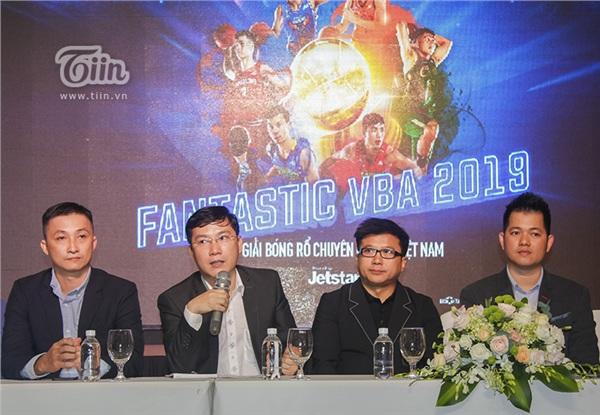 Giải bóng rổ chuyên nghiệp Việt Nam (VBA) mùa 2019 chính thức khởi tranh 3