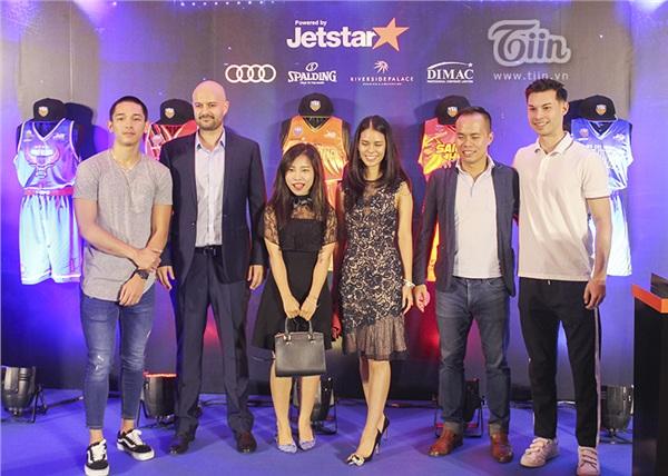 Giải bóng rổ chuyên nghiệp Việt Nam (VBA) mùa 2019 chính thức khởi tranh 7