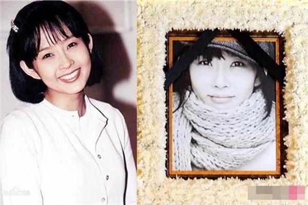 Choi Jin Sil qua đời trong sự bàng hoàng của người hâm mộ.