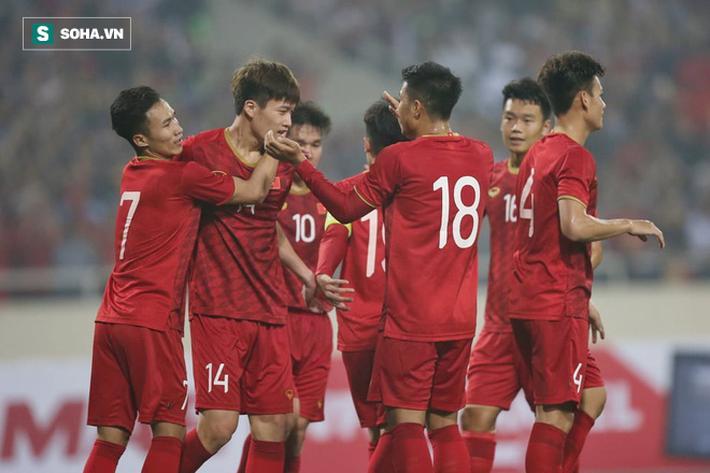 U23 Việt Nam thắng U23 Thái Lan tới 4-0 tại vòng loại U23 châu Á 2020.