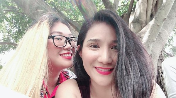 Chân dung cô con gái đang du học tại Úc của nữ MC Cát Tường 8