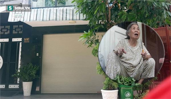 """Người hàng xóm cũ cho biết bà Hoa là người """"hiền lành, không mất lòng ai""""."""