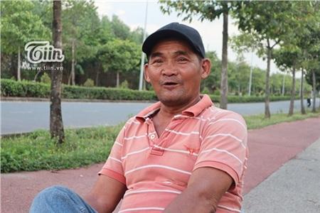 Chú Minh - người đàn ông mà sinh viên tại kí túc xá nàykhông ai là không biết.