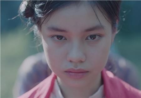 Nguyễn Phuong Trà My trong vai Mây - nữ chính phim 'Vợ ba'