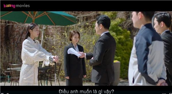 Người làm nộp đơn nghỉ việc, họ sẽ ở lại nếu cô chủ đồng ý Kim Dan quay lại làm việc