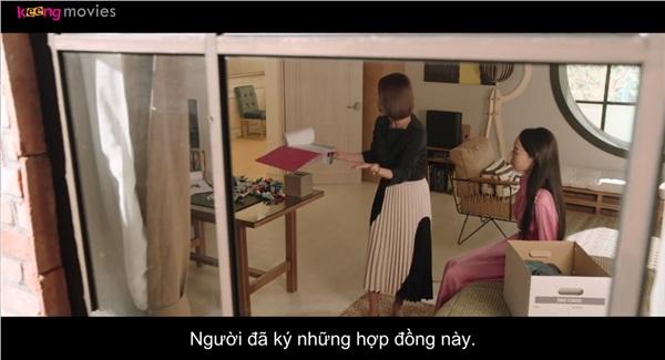 Nữ quản gia thuyết phục Yeon Seo
