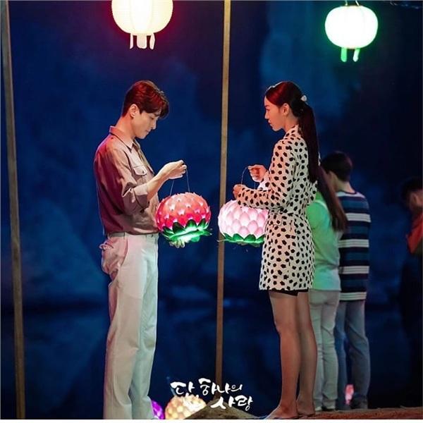 Kim Dan tạo điều kiện giúp YeonSeo và Kang Woo nảy sinh tình cảm với nhau