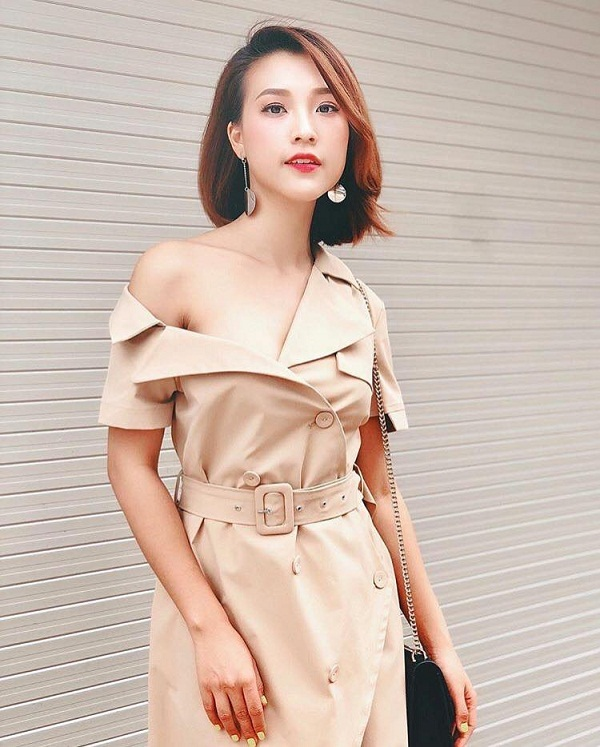 Mặt đẹp, dáng xinh nhưng Hoàng Oanh lại khiến fans 'ngã ngửa' vì mặc đồ khó hiểu 5
