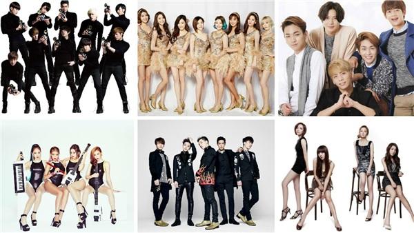 Lục lại bảng xếp hạng 10 năm trước: Từ hạng 1 đến 50, có bài nào mà fan Kpop không thuộc nằm lòng đâu! 0