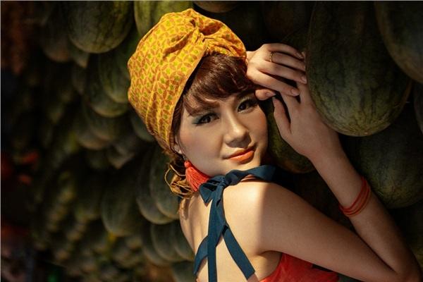Kim Ngọc còn được biết đến với danh hiệu Hoa hậu Doanh nhân