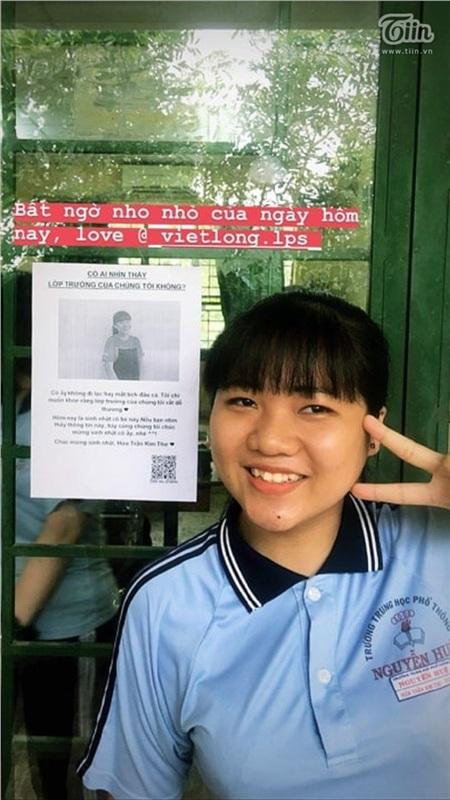 Kim Thư - cô nàng lớp trưởng 'nhà người ta'