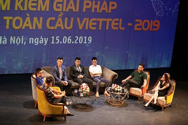 Phát động cuộc thi tìm kiếm giải pháp sáng tạo toàn cầu Viettel 2019 3